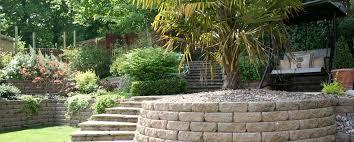 Sloped Garden Design Ideas Sloped Garden Design