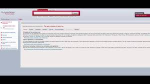 lexis law definition practical guidance module 001 introduction to lexisnexis