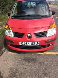 renault modus 1 5 diesel manual 54 reg 110k miles new mot drives