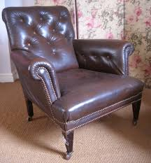 leather reading chair edwardian antique leather reading chair leather chairs of bath