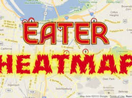 Louisville Map The Eater Louisville Heatmap Where To Eat Right Now
