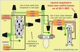 wiring diagram outlet to switch to light knitknot info