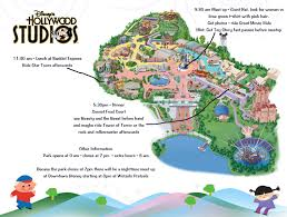 Disney Hollywood Studios Map Official Schedule 2010 Freethought Day At Disney
