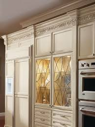 Glass For Kitchen Cabinet 85 Best Cabinet Finishing Touches Images On Pinterest Cabinet