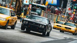 fast and furious cars vin diesel see the amazing cars of fast 8 filming in new york city the drive