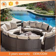 Super Comfortable Couch by Outdoor Sofa Round Outdoor Sofa Round Suppliers And Manufacturers