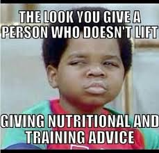 Personal Trainer Meme - often overlooked elements to success in personal training