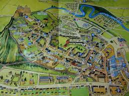 Stirling Scotland Map Day 2 Or Finishing Whisky Trail Adventure For Life