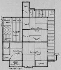 japanese house floor plans easy on the eye japanese house plans structure lovely minimalist