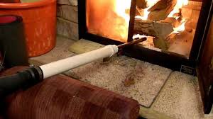 start your fireplace or wood stove with a inexpensive homemade