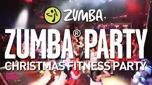 zumba paris christmas fitness party 2013 youtube