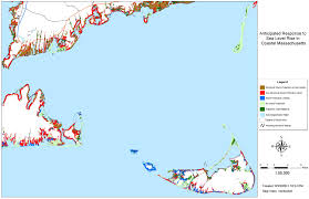 Nantucket Map Sea Level Rise Planning Maps Likelihood Of Shore Protection In