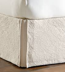 Daybed Skirts Matelasse Bed Skirt Unique Reeve Matelasse Organic Daybed Bed