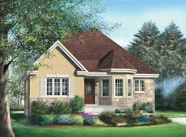 bungalow with turret nook 80366pm architectural designs