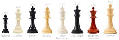 unusual chess sets choosing the right size and style of chess set part ii wholesale