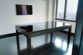 dining room new convertible dining room pool table design