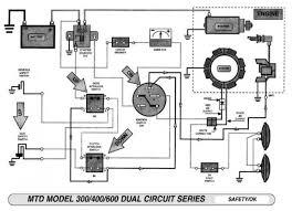 mtd riding lawn mower wiring diagram diagram wiring diagrams for