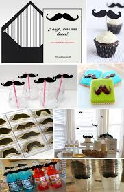celebrate movember and throw a mustache party for a good cause