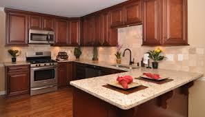 Cocoa Glaze Kitchen Cabinet Depot - Kitchen cabinet glaze