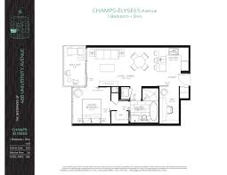 toronto general hospital floor plan the residences of 488 university avenue condos talkcondo
