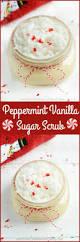 peppermint vanilla sugar scrub vanilla sugar scrubs vanilla
