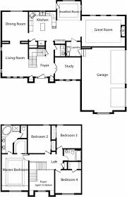 floor plans for 2 homes ingenious idea house plans two houses 2 level for small homes
