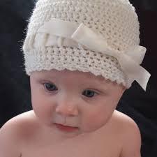 baby crochet hat newborn ballerina hat ivory baby grace