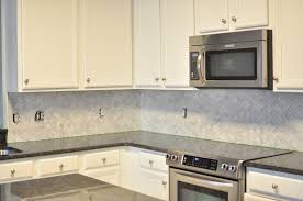 Marble Backsplash Kitchen by Kitchen Attachment Id U003d3292 Herringbone Marble Backsplash