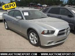 2012 dodge chargers for sale used 2012 dodge charger se sedan 4 door car for sale at auctionexport