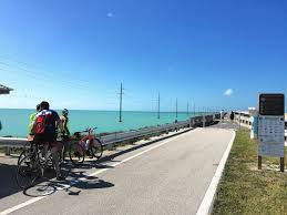 Map Of The Keys Florida by Florida Road Trip On Two Wheels Biking From Key Largo To Key West