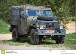 land rover british land rover lightweight military jeep editorial photography