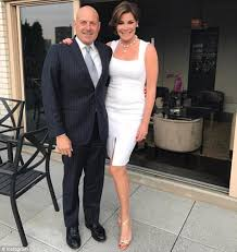 What To Wear To A Cocktail Party Male - luann de lesseps divorcing husband tom d u0027agostino daily mail online