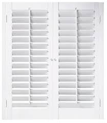 amazon com interior shutter kit 2 1 4