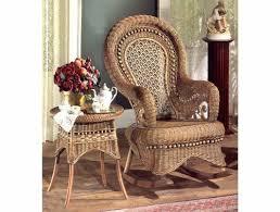 victorian wicker furniture