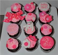 baby shower cupcakes for a girl baby shower cupcakes for girl c bertha fashion