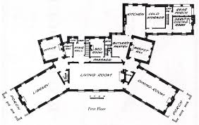 Floor Plan For Mansion River Ridge Mansion 1st Floor Interior
