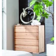 Schlafzimmer Kommode Holz Schlafzimmer Kommode Schubladenkommode B Holz Kernbuche Massiv Geölt