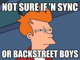 Backstreet Boys Meme - do you remember the lyrics to everybody by the backstreet boys