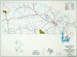 Texas Beaches Map Texas County Highway Maps Browse Perry Castañeda Map Collection