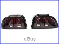 96 98 mustang tail lights icon led ford mustang tail lights 96 98 all