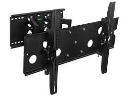 tv wall mount swing out mount it wall mount bracket with full motion swing out tilt