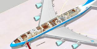 air force one layout air force one