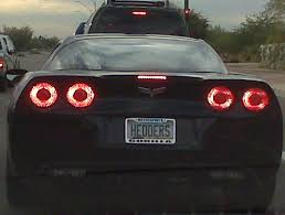 corvette vanity plates corvette custom license plate platenuts com