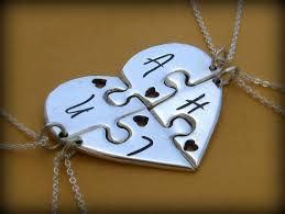 star friendship necklace images 4 best friend puzzle necklace piece for friendship necklaces jpg