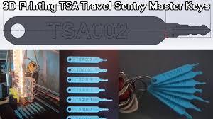 travel keys images 3d printing tsa travel sentry master keys jpg