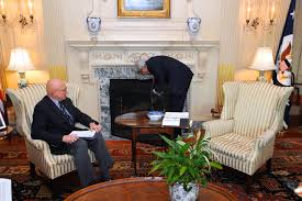 file secretary kerry stokes office fireplace before meeting with