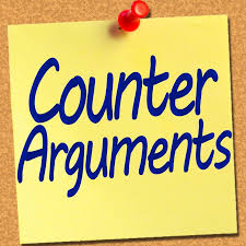 Counter by Counter Arguments Youtube