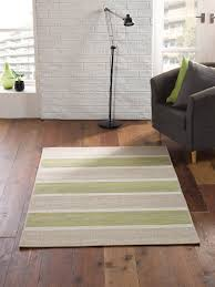 Modern Stripe Rug by Green Brown Rugs Uk Perplexcitysentinel Com