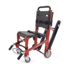 ez glide tracked stair chair