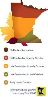 fall color hues explore minnesota
